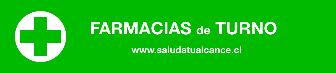 Farmacias de Turno Concepción