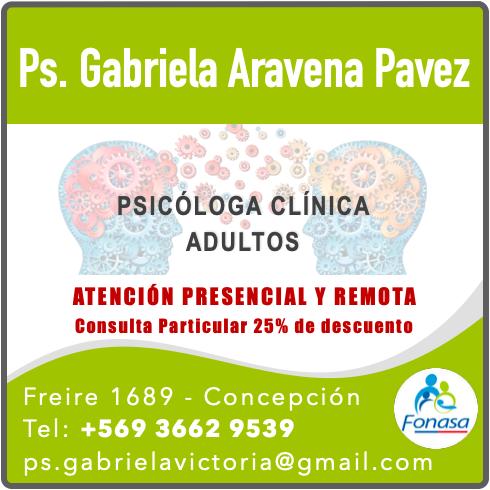 Gabriela Aravena Pavez