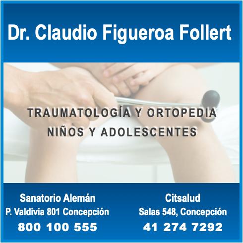 Dr. Claudio Figueroa Follert