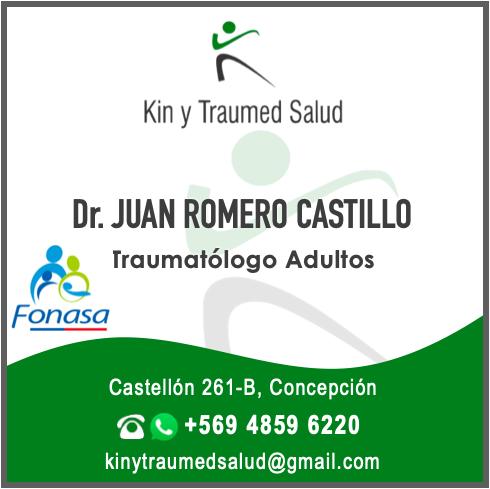 Dr. Juan Romero Castillo