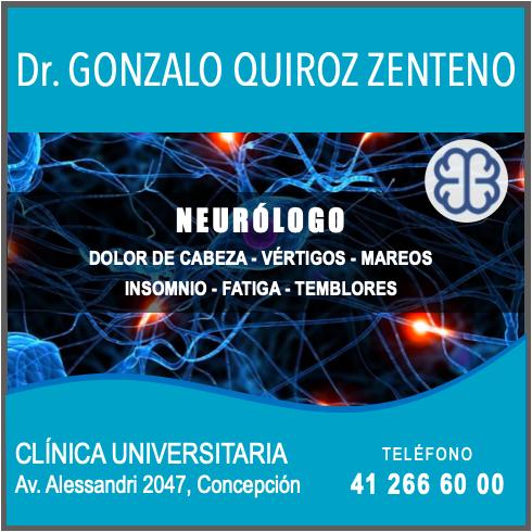 Dr. Gonzalo Quiroz