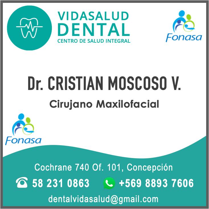 Dr. Cristian Moscoso V.