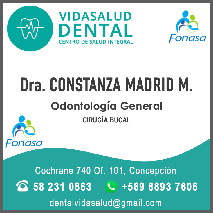 Dra. Constanza Madrid Muñoz
