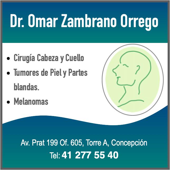 Dr. Omar Zambrano Orrego