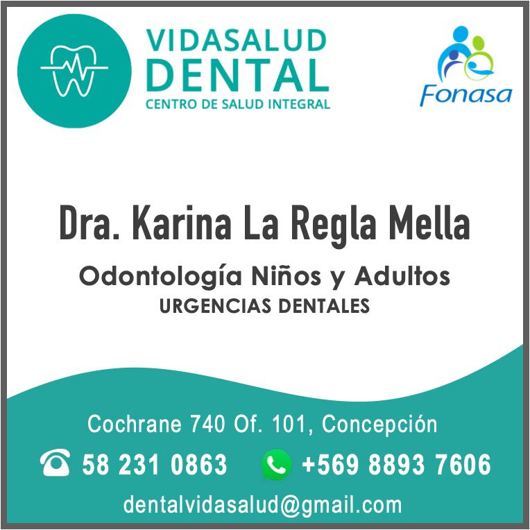 Dra. Karina La Regla Mella