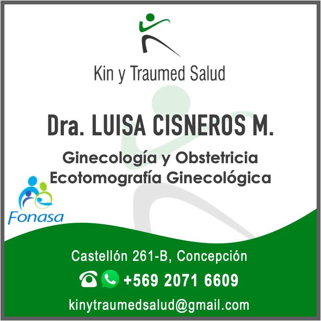 Dra. Luisa Cisneros M.
