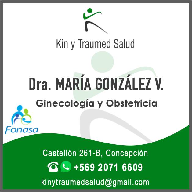 Dra. María González Villasmil
