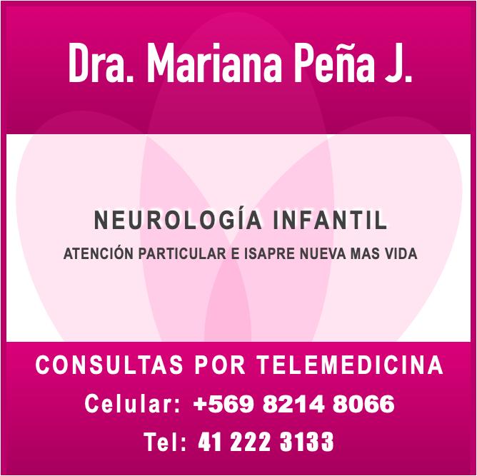 Dra. Mariana Peña Jimenez